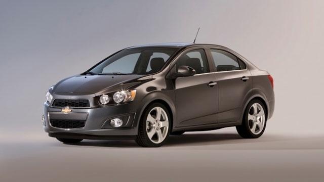 2012 Chevrolet Sonic sedan car_4808418