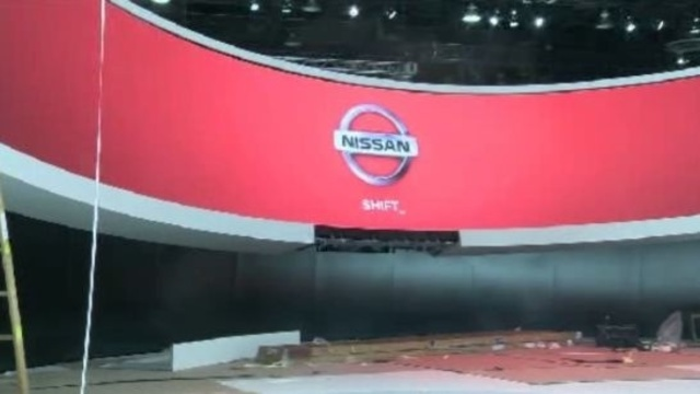 2013 Auto Show Nissan display_18103556