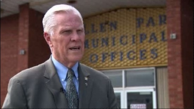 Allen Park Mayor William Matakas_16007798