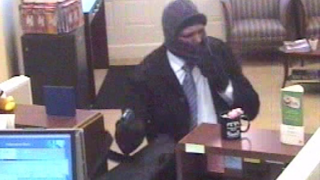 Beverly Hills bank robber 1