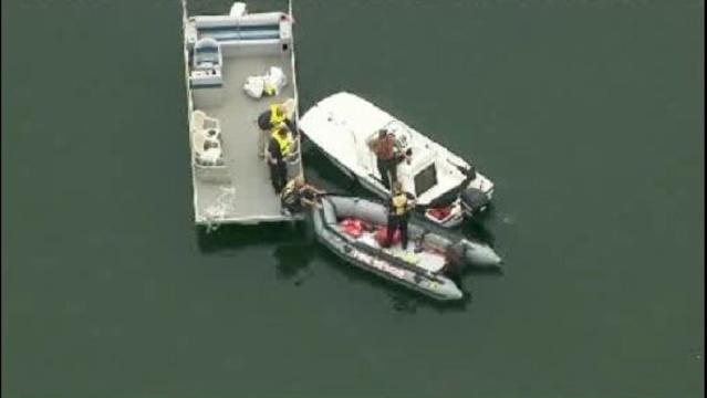Body found on Whitmore lake