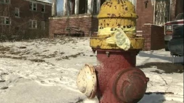 Broken fire hydrant Detroit 1_18439068
