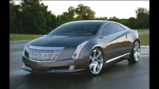 Cadillac ELR FRONT_17006998