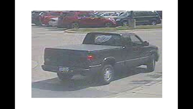Canton Golf Suspect Vehicle