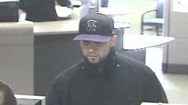 Chase Bank robbery Auburn Hills 2