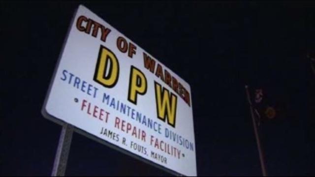 City of Warren DPW