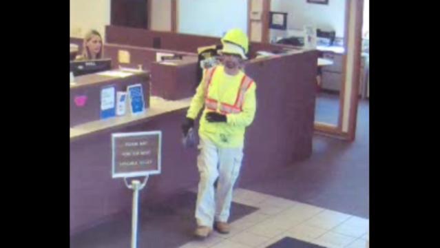Clinton Township bank robber 2