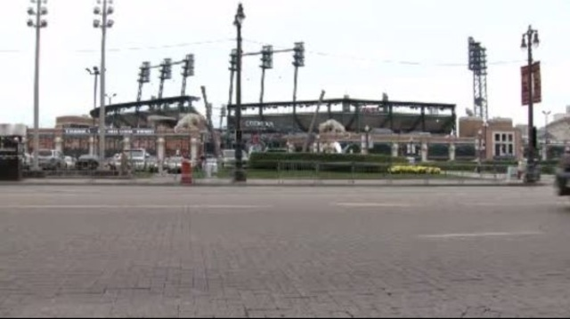 Comerica Park Detroit Tigers parking downtown 1_16878230