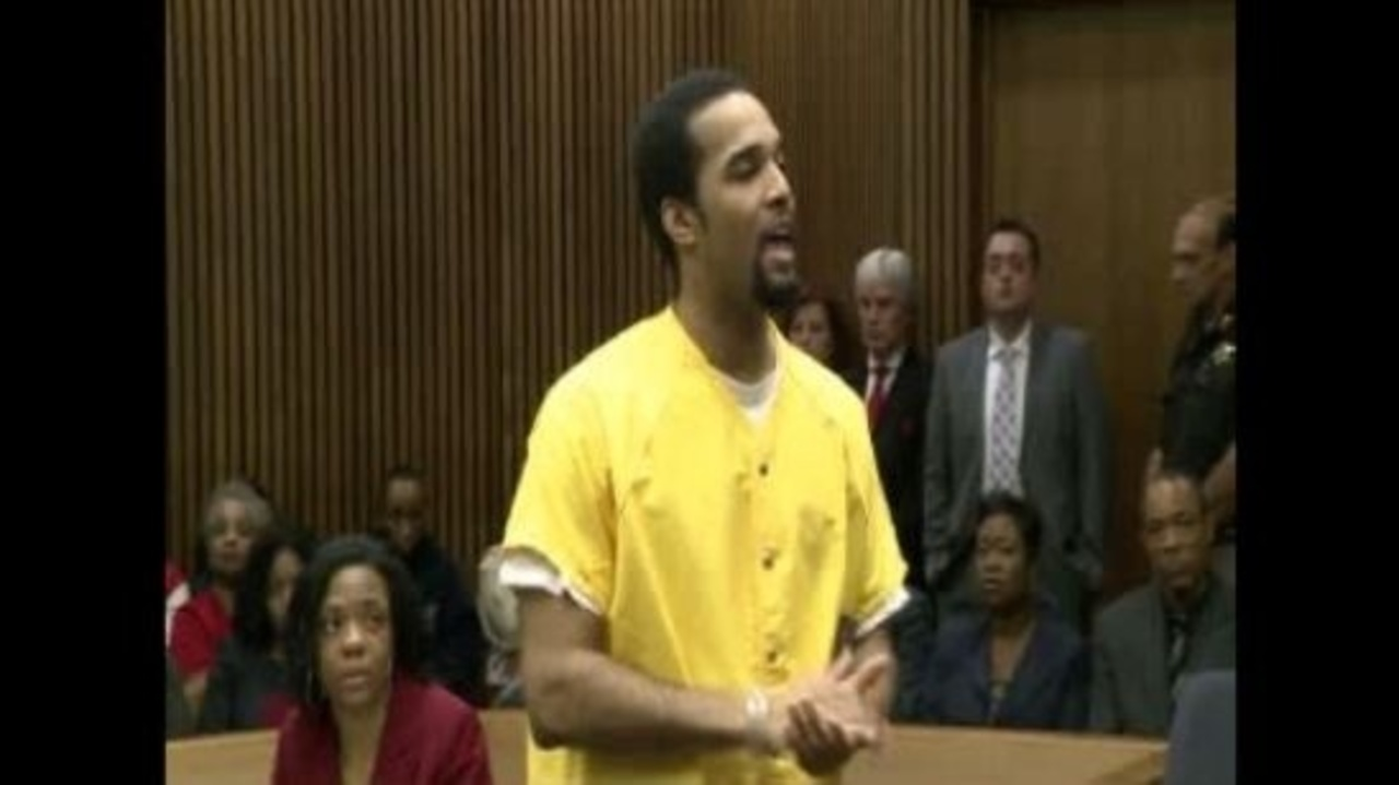 D Andre Lane Judge Square Off In Court During Sentencing