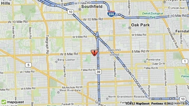 Deadly west Detroit shooting Glastonbury and 8 Mile roads