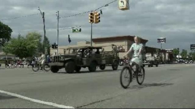 Dearborn Memorial Day parade 1