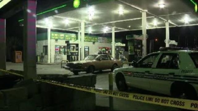 Detroit gas station clerk shooting 2