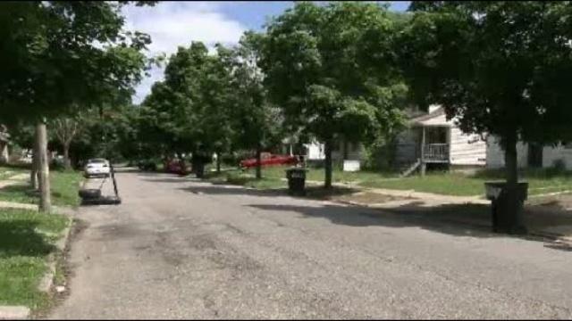 Detroit neighborhood off Woodward