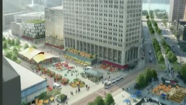 Detroit reviatlization plans