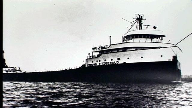 41 Years Ago Edmund Fitzgerald Sinks In Lake Superior
