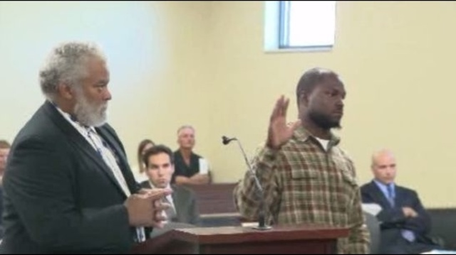 Fitzgerald Toussaint in court 2