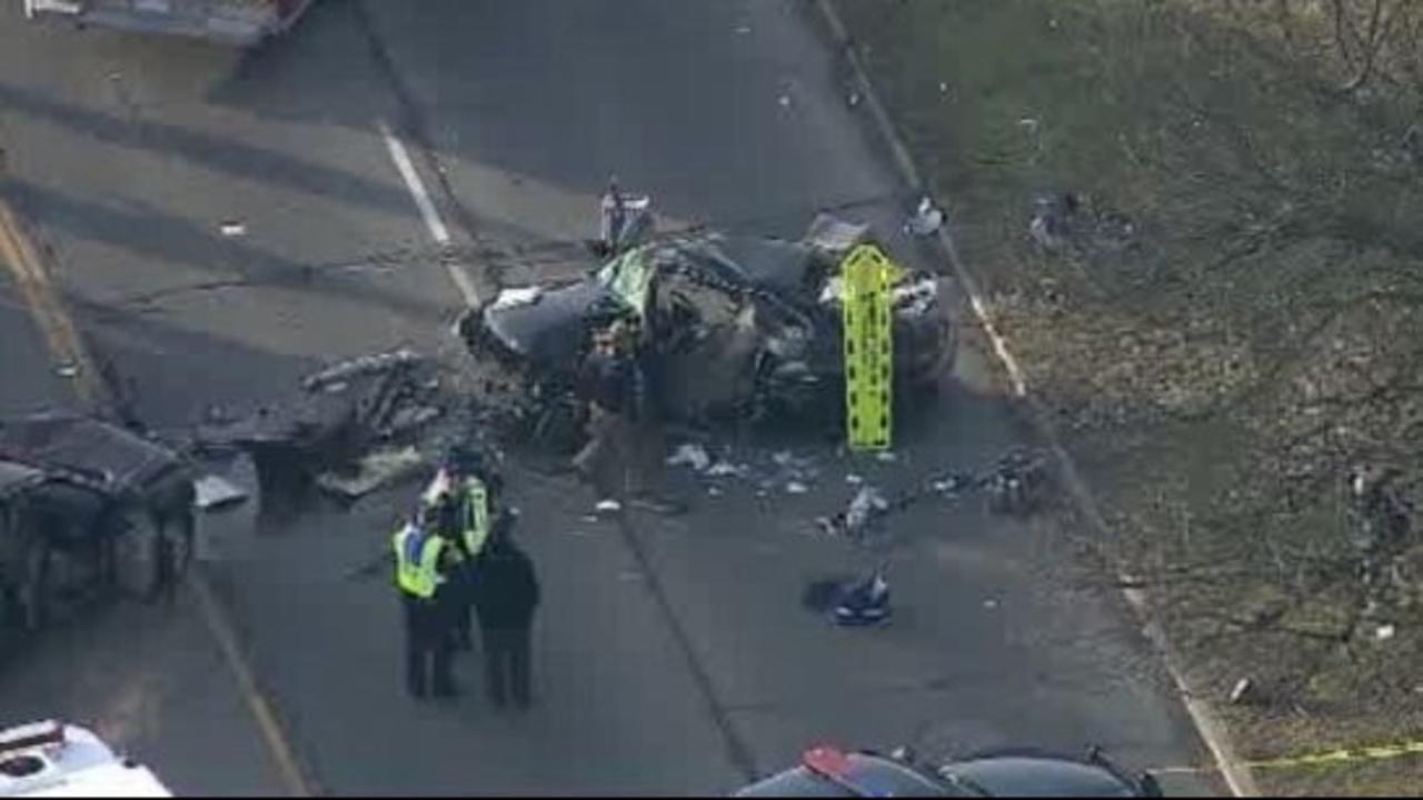 Garden city crash closes cherry hill road - Garden city michigan police department ...