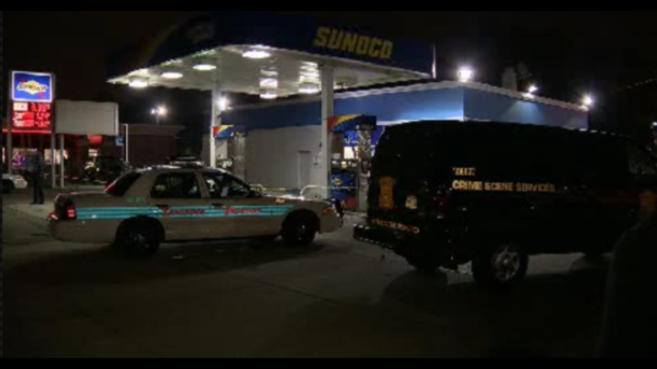 Sunoco Gas Station Near Me >> Man Shoots Attempted Robber At Detroit Gas Station