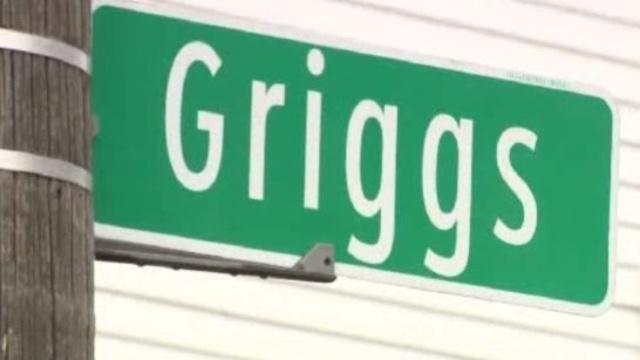 Griggs Street Detroit