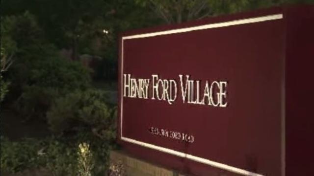 Henry Ford Village nursing home sign_12164102