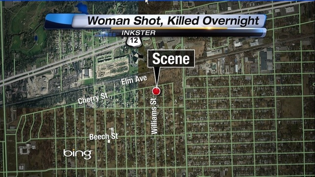 Inkster police investigate deadly shooting
