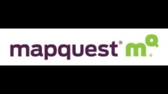 Mapquest banner