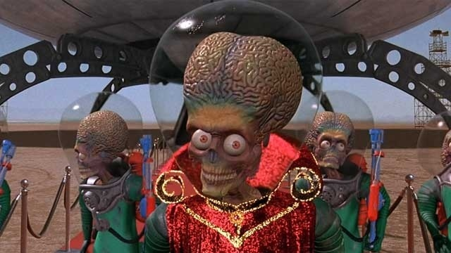 Mars Attacks movie image