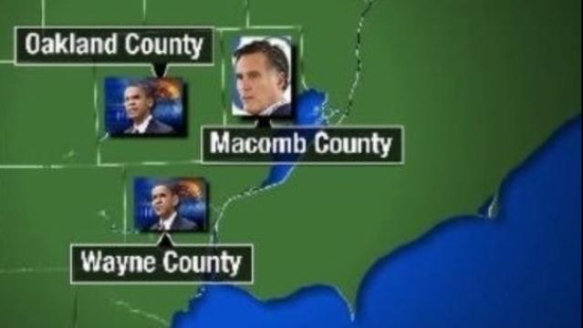 Obama Romney in Metro Detroit_16233772