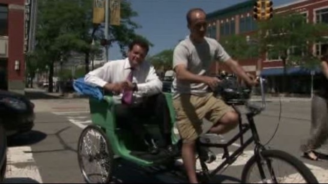 Rod Meloni Sean Pavarenti bikeshaw Royal Oak