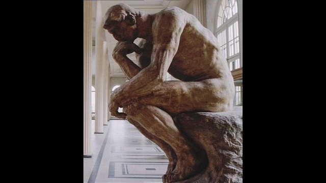 _The Thinker_ by Auguste Rodin_17567476