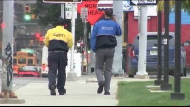 Security in Detroit_22485874
