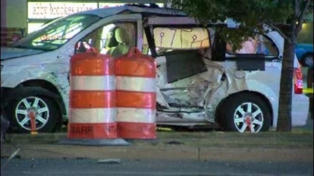 Shelby Township crash kills girl 1