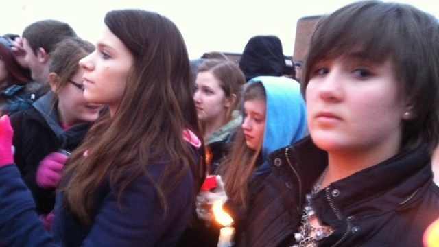 Southgate vigil 3