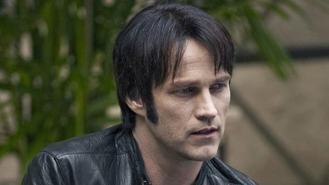 Stephen Moyer as Bill Compton from True Blood