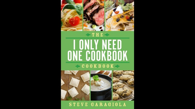 Steve G Cookbook