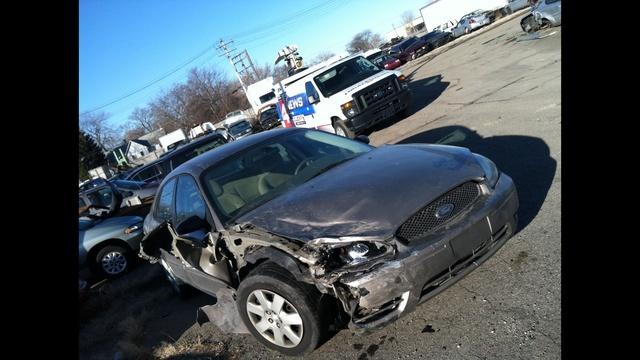 Taurus involved in 94 crash