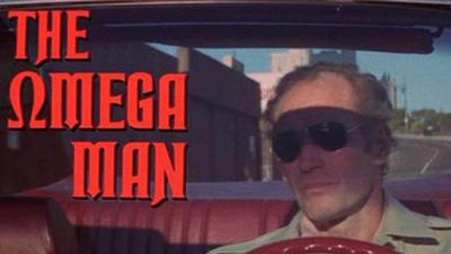The Omega Man, Charlton Heston