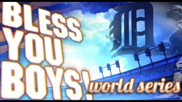 Tigers Bless You Boys World Series_17049020