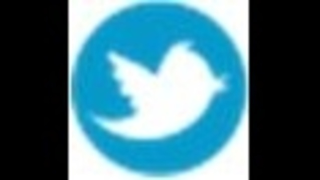 Twitter circle button_19236890