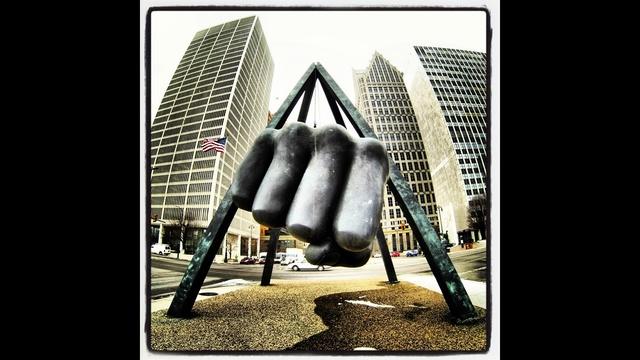 Uniuely Detroit The Fist_20120428