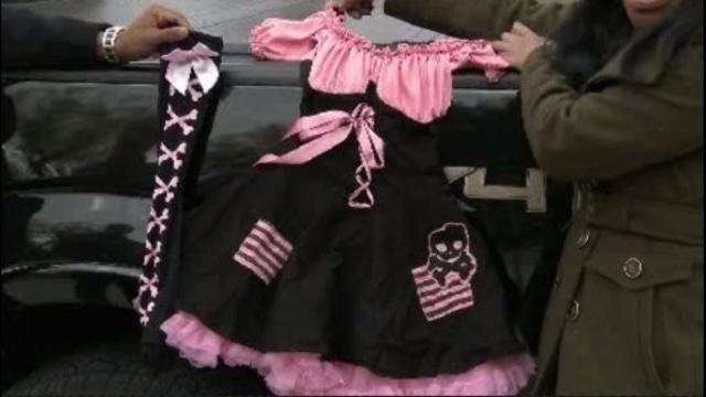 Utica High School student pirate costume_17348284