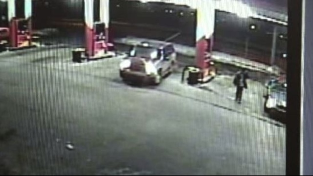 Warren baby carjacking suspect car 1