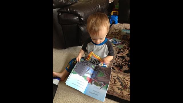 Will Morawski reading