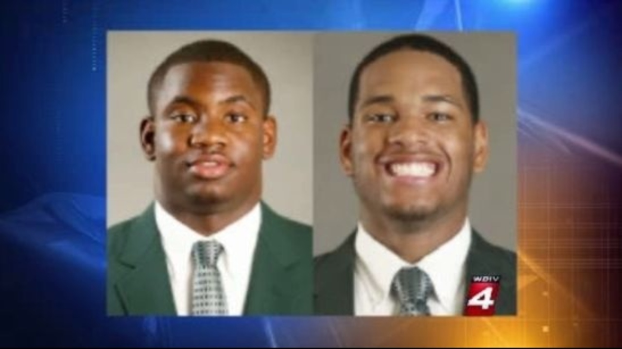 Michigan State's Gholston, Thomas in serious crash