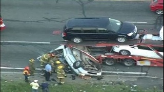 Police say alcohol was factor in crash on NB I-75 ramp in