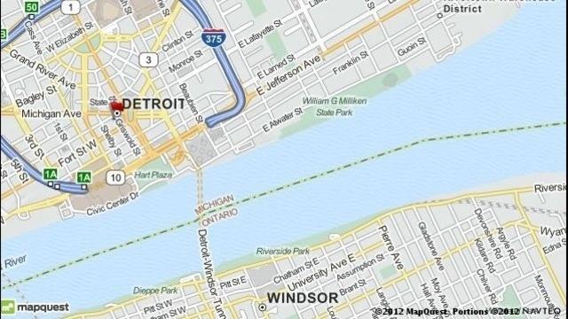 bridge protest map_17744984