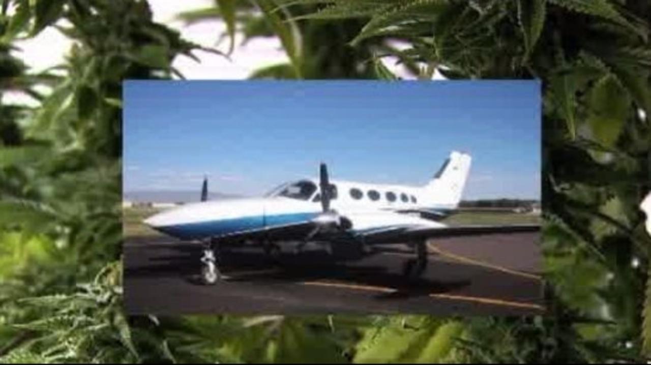 Large marijuana operation foiled at Michigan airport