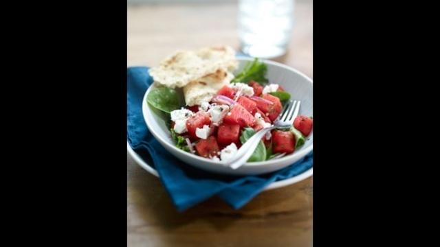 mediterranean watermelon salad_20882194