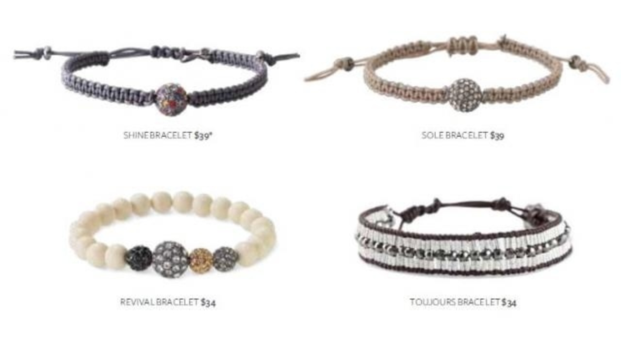 Stella Amp Dot Bracelet Sales Supports Autism Speaks