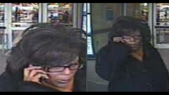 Woman scams eldery victim in Meijer parking lot_19023950